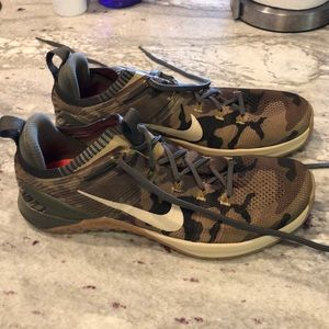 Nike Men's Metcon DSX Flyknit Camo Training Shoe